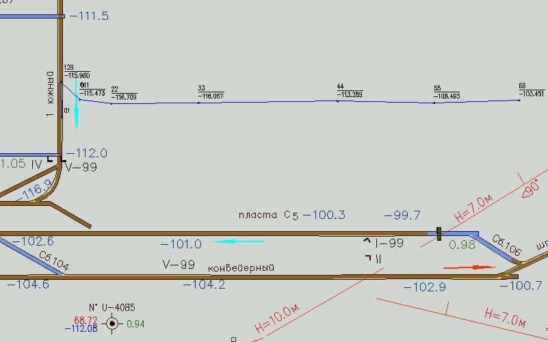 Ведомость Вычисления Координат Точек Теодолитного Хода