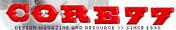 Core77 - design ресурсы