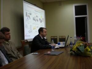 Александр Чучин, технический специалист (г. Донецк)