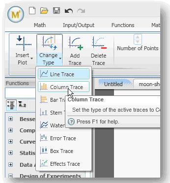 Mathcad Prime имеет основанный на задачах привычный интерфейс Microsoft Word