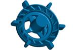 CAD-данные - твердотельная модель (VisCAM Solid)