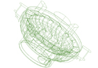 CAD-данные - поверхностная модель (VisCAM Surface)