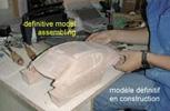 Ручное изготовление модели