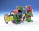 Z406 -  прототип турбины